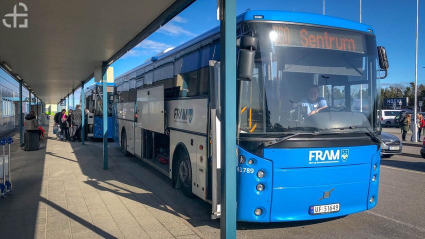 Buss Oslo Sandefjord